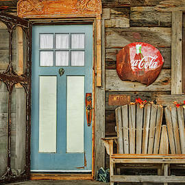 General Store Entrance by Susan Candelario