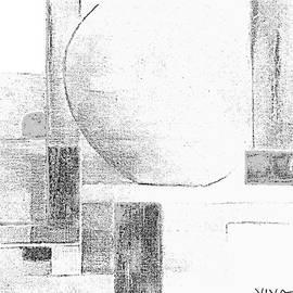 Geometrics  -  Charcoal by VIVA Anderson