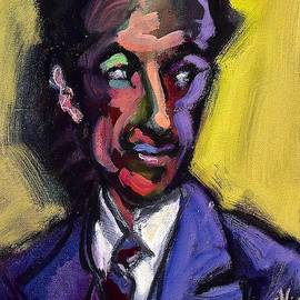 george Gershwin by Les Leffingwell