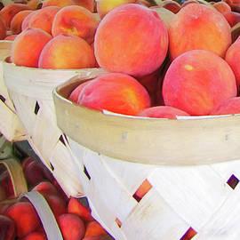 Georgia Peaches by Susan Hope Finley