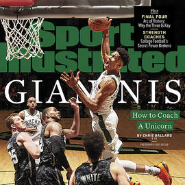 Giannis How To Coach A Unicorn Sports Illustrated Cover