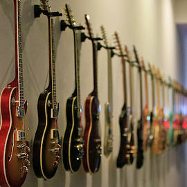 Gibson Guitars by Shoal Hollingsworth