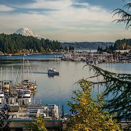 Gig Harbor Washington by Mike Penney