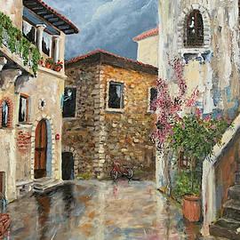 Giorno di Pioggia by Alan Lakin