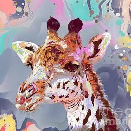 Giraffe by Nesrin Gulistan