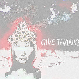 Give Thanks by Alexandra Vusir