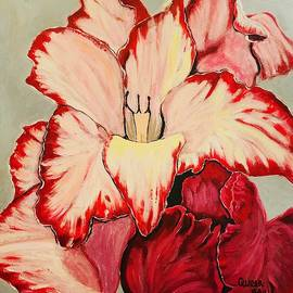 Gladiolus by Queen of Arts Studio and Gallery