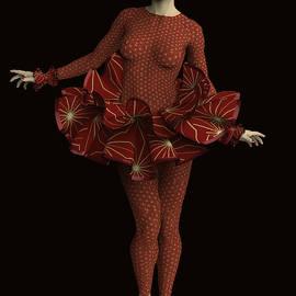 Glamor Pierrette by Joaquin Abella