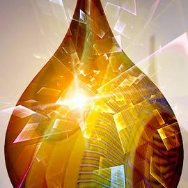 Glass Explosion by Joy Arnold