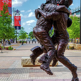 Globe Life Park Texas Rangers July 2019 by Rospotte Photography