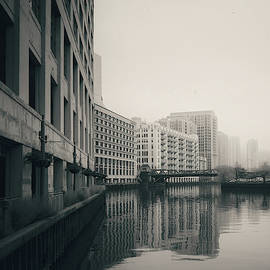 Gloomy Chicago by Nisah Cheatham