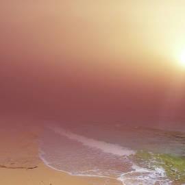 Glorious Sunrise In Dreamland by Johanna Hurmerinta