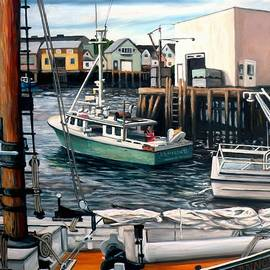 Gloucester's Working Waterfront by Eileen Patten Oliver
