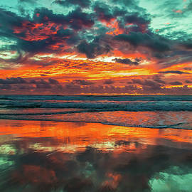 Glowing With Gratitude  by Az Jackson