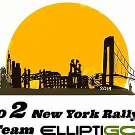 Go 2 Ny Rally 2019 by Francois Lamothe