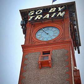Go by Train by Tru Waters