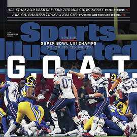 G.o.a.t Greatest Of All Teams Sports Illustrated Cover