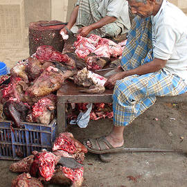 Goat Heads And Gore In India