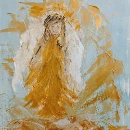 Golden Angel by Jennifer Nease