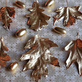 Golden autumn by Marina Usmanskaya