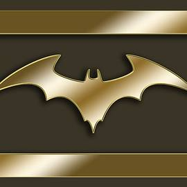 Golden Bat by Chuck Staley