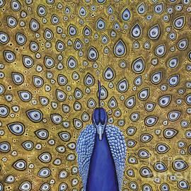 Golden Blue by Fei A