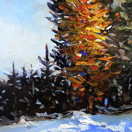 Nancy Merkle - Golden Fir
