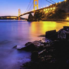 Liang Li - Golden Gate Bridge