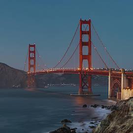 Golden Gate Bridge by Philip Rodgers