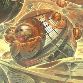 Golden Globes ReRender no2 by Grant Osborne