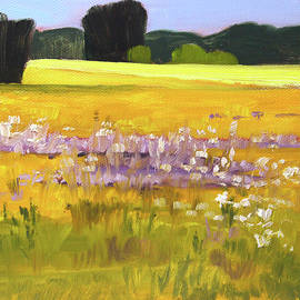 Nancy Merkle - Golden Summer