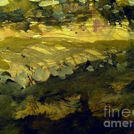 Golden Sunset by Nancy Kane Chapman