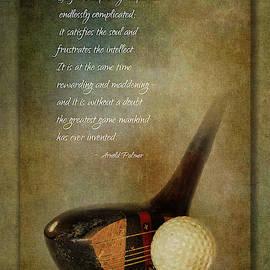 Golf Wisdom by Terry Davis
