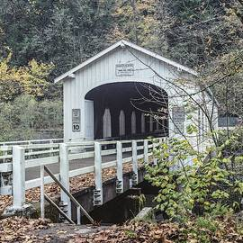 Good Pasture Covered Bridge  by HW Kateley