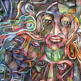 Goodness of primitive society by Alejandro Silveira Bruno