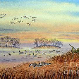 Bill Holkham - Goose Hunting Season