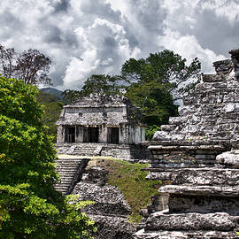 Gorgeous Palenque by David Resnikoff