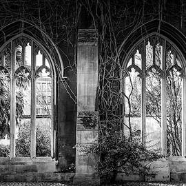 Gothic Windows - London by Georgia Fowler