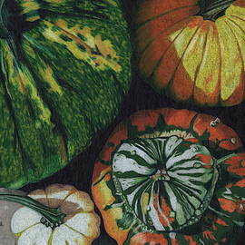 Gourds by Theresa Rhodus
