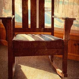 Grandma's Rocker  by Betty Pauwels