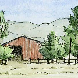 Grantsville Farm Scene by David King