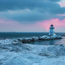 Great Lakes Sentinels by Brett Zimmerman