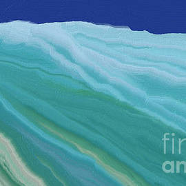 Great Sea Waves by Julie Grimshaw