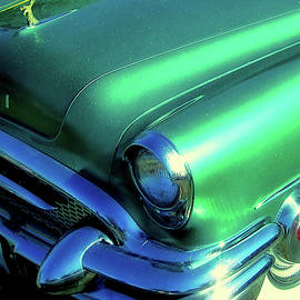 Green 1955 Buick Special by David King