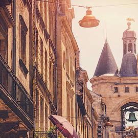 Grosse Cloche Bordeaux France  by Carol Japp