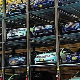 Bob Lentz - Ground Floor Vacancy - Carpark
