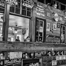 Gruene Hall Bar #2 by Stephen Stookey