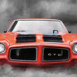 GTO Burnout by Lori Deiter
