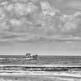 Guam Boat by Bill Hamilton