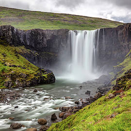 Gufufoss Iceland by Pierre Leclerc Photography